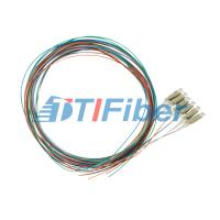 Buy cheap MTRJ MU MPO MTP Fiber Optic Pigtail for OM4 Fiber Optic Adapter from wholesalers