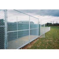Buy cheap PVC Coated Chain Link Fence/ Screen With Round Post/Chain link from wholesalers