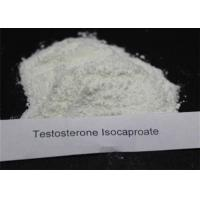 Buy cheap Raw Testosterone Isocaproate , CAS 15262-86-9 Healthy Bodybuilding Supplements from wholesalers