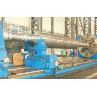 Buy cheap 250 ton 25Cr2Ni4MoV Alloy Steel Forging Shaft Steam Turbine Rotor JB/T 5000.15 product