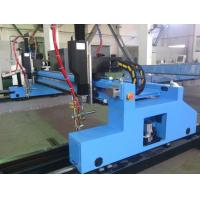 Buy cheap CNC Flame Oxy Propane Gantry Cutting Machine Prepare Strip Before U beam Assembly Step from wholesalers