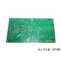 Buy cheap Halogen Free FR4 PCB Board 2 Layers HASL Surface Treatment 1.6mm Thickness product