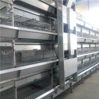 Buy cheap Fast Poultry Farm Feed Machine , Automated Poultry Equipment Simple Structure from wholesalers