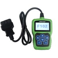 Buy cheap OBDSTAR Nissan/Infiniti Automatic Pin Code Reader F102 with Immobiliser and Odometer Function from wholesalers