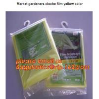 Buy cheap HOTICULTURAL MULCH FILM,AGRICULTURAL PE FILM,MARKET GARDENERS CLOCHE FILM,PE FILM FOR CORN,PLASTIC FILM COVER,TOMATO COV from wholesalers