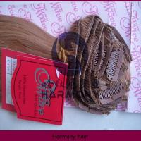 Buy cheap Harmony Quality full head clip in hair extensions from wholesalers