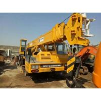 Buy cheap Used Tadano 25 ton TL-250 TG-250 Mobile Truck Crane For Sale from wholesalers