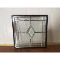 Buy cheap Custom Tempered Decorative Glass Panels For Walls Thermal Sound Insulation from wholesalers