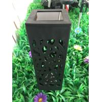Buy cheap 2.4lumens Plastic Outdoor Solar Powered LED Lights Dia 6.5× 32.5cm from wholesalers
