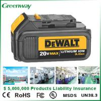 Buy cheap Substitute battery pack For DEWALT  DCB200 high quality power tool replacement  battery from wholesalers