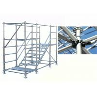Buy cheap Vertical Ringlock Scaffolding System Strong  Pipe Support Scaffolding product