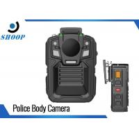 Buy cheap WIFI Police Officer Body Worn Video Camera 33 Megapixel Ambarella A7 from wholesalers