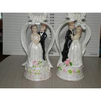 Buy cheap Polyresin Wedding Figurine from wholesalers