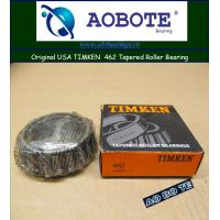 Buy cheap Original USA TIMKEN 462 Taper Roller Bearing from wholesalers