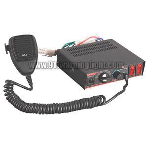 Buy cheap CJB-100A Car Siren, 100W, 2 light switches, 7 tones, volume adjustable product