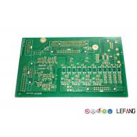 Buy cheap UL Approved PCB Fabrication 4 Layers ENIG Surface For Industrial Inverter Device from wholesalers
