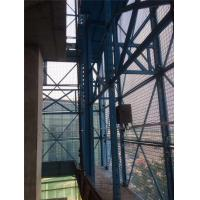 Buy cheap Steel Structure Scaffold Safety Netting Blue / Green For Construction Site product