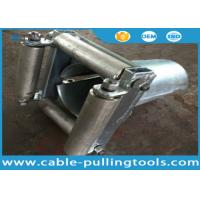 Buy cheap Guide Bellmouth Lockable Multiple Roller Underground Cable Tool Cable Laying Equipment from wholesalers