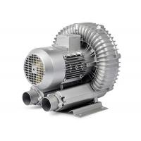 Buy cheap Side Channel Ring Air Blower High Pressure Single Stage Three Phase Type from wholesalers