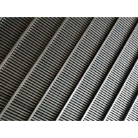 Buy cheap Stainless Steel Johnson Wedge Wire Screens Vee Shaped For Mining Industry from wholesalers