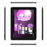 Buy cheap 10-inch LCD Capacitive Touch Screen Mobile Internet Device, Supports Google's Android 4.0 OS from wholesalers