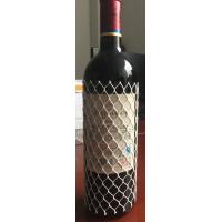 Buy cheap Strong Wine Bottle Protective Netting Sleeve ,  White PE Bottle Netting Sleeves from wholesalers