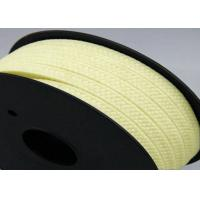 Buy cheap Durable Aramid Fiber Braided Gland Packing For Valves & Pumps Seal from wholesalers