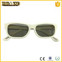 Buy cheap lower price polarized cinema projector 3d glasses linear/circular from wholesalers