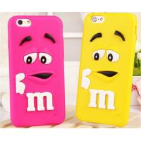 Buy cheap Anti - slip Silica Gel Iphone Silicone Case for iphone 6 / Iphone 6 Plus Protective Cases product