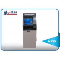 Buy cheap Self service medical office check in kiosk registration information touchscreen from wholesalers