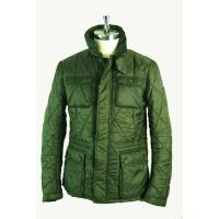 Buy cheap Green Breathable  Warm Womens Jackets With 100% Polyester Lining product