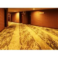 Buy cheap Wool Loop Pile Commercial Grade Machine Tufted Carpet For Corridor , Casino from wholesalers