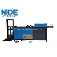Buy cheap Induction Stator Copper Coil Winding Machine For 80 - 250 Electric Motor Stator from wholesalers