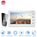 Buy cheap Best Economic video door phone white doorbell camera video intercom with multi functions from wholesalers