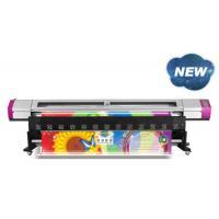 High Efficiency Stable Solvent Based Printer 3.2M Print Width