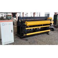 Buy cheap Automatic Wire Mesh Welding Machine , Chicken Mesh Making Machine / Production Line from wholesalers