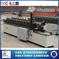 Buy cheap C-shaped Purlin Roll Forming Machine, Factory Supply C Purlin Roll Forming Machine for Sale from wholesalers