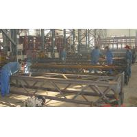 Buy cheap High Strength Prefab Steel Building Structure For Communication Tower, Commercial Building from wholesalers