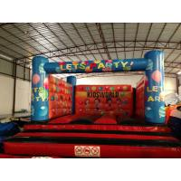 Buy cheap Simple Kids Inflatable Bounce House For 5-6 Children Outside Inflatable Balloon Painting Jump House from wholesalers