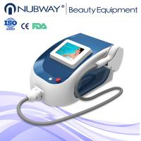 Buy cheap Leading manuufactory supply mini 808 nm diode laser hair removal machine from wholesalers