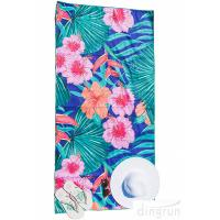 Buy cheap Quick Dry Sand Free Travel Microfiber Beach Towel  For Beach Travel Outdoor from wholesalers