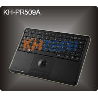 Buy cheap Industrial keyboard trackball mouse from wholesalers