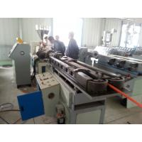 Buy cheap PVC Hose Plastic Production Line Single Wall High Output With Cooling System from wholesalers