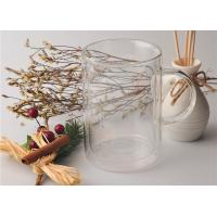 Buy cheap Eco - Friendly Small Glass Teapot Double Wall Glass Cup 80mm*80mm*120mm from wholesalers