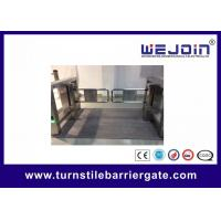 Buy cheap Dry Contact Interface  Swing Barrier Gate for Pedestrian With Traffic light from wholesalers