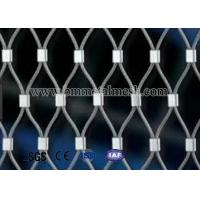 China Stainless Steel X-Tend Wire Rope Mesh For Decoratiion on sale