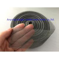 Buy cheap Stainless Steel Knit Mesh for Breathers Filtration Material in Auto Filter System from wholesalers