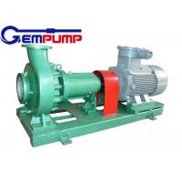 Buy cheap IHF type Clean Water Pump luorine plastic corrosion resistant chemical pump from wholesalers