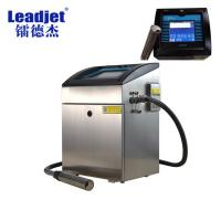 Buy cheap Industrial Expiry Date Inkjet Coding Equipment 1.5-20mm Serial Number Printing Machine from wholesalers