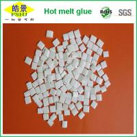 Buy cheap White Pellet Hot Melt Adhesive For Bookbinding ( Spine Glue or Back Glue) from Wholesalers